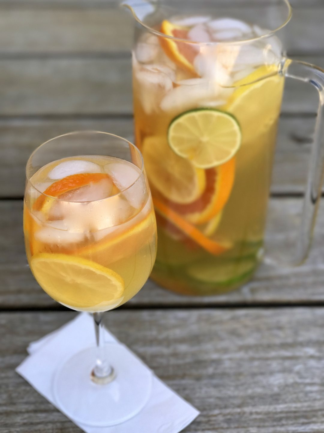 White Wine Sangria, You Know You Want Some