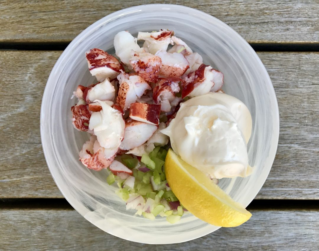 A Classic Lobster Roll Recipe That Is Absolutely Perfect For Summer
