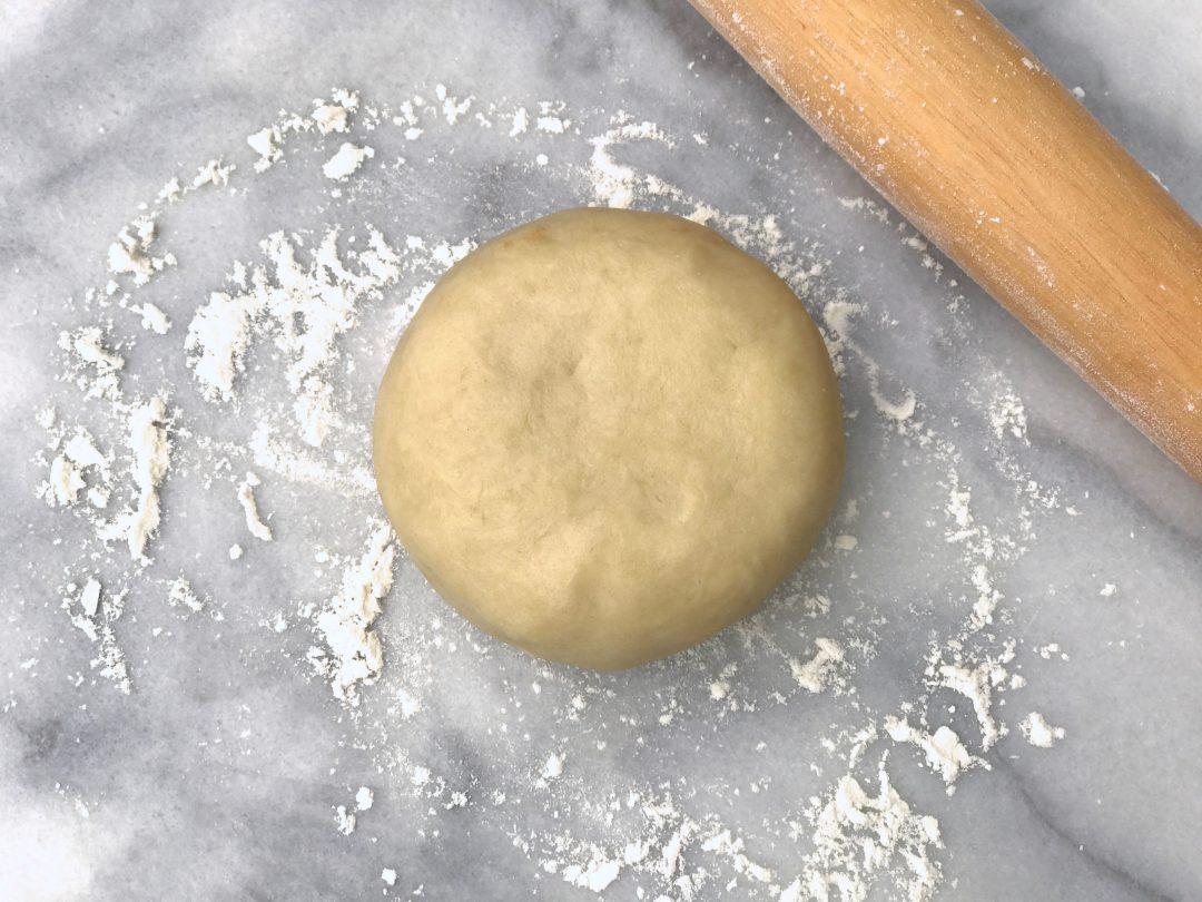 Pate Brisee (Pie & Tart Dough)