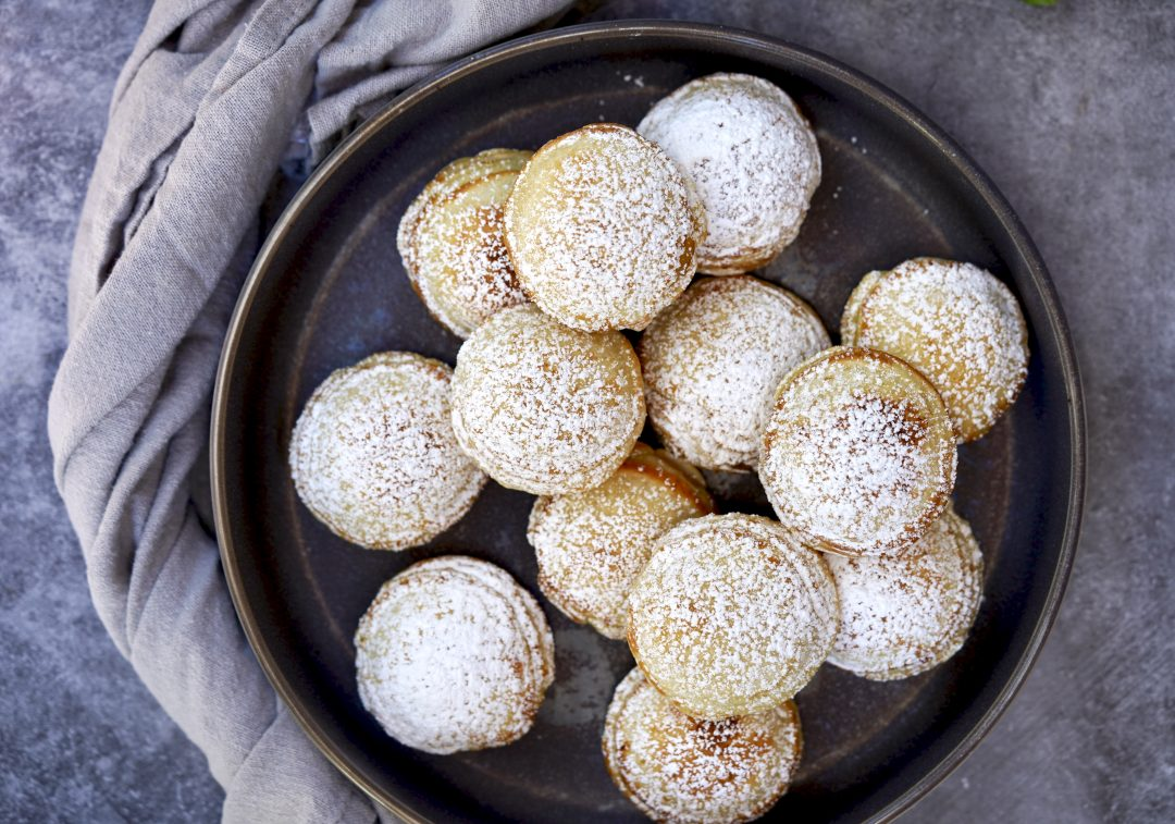 "Danish Pancake Balls ""Aebleskiver"""