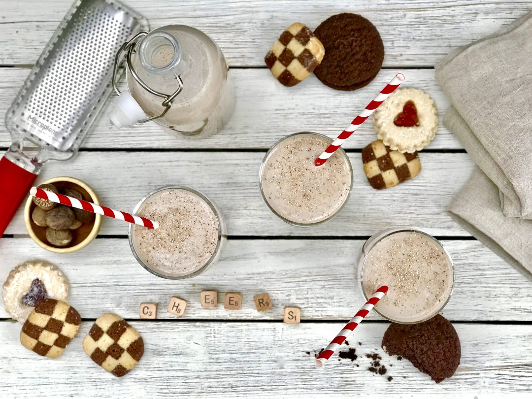Easy And Delicious Vegan Eggnog For The Holidays