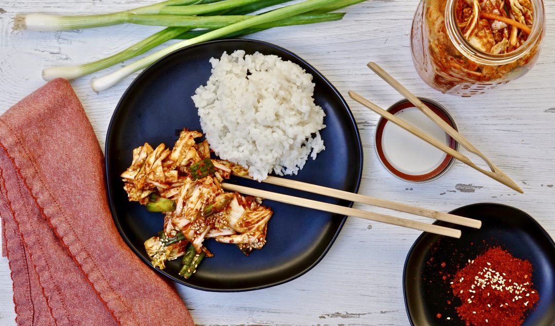 Kimchi, The Real Deal