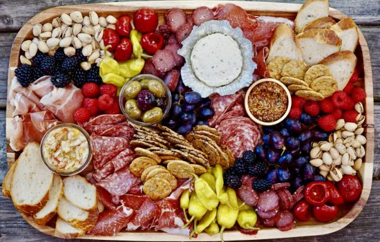How To Make A Killer Charcuterie Board