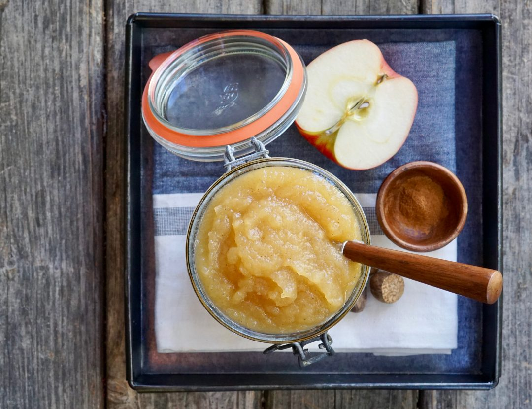 Classic Apple Sauce