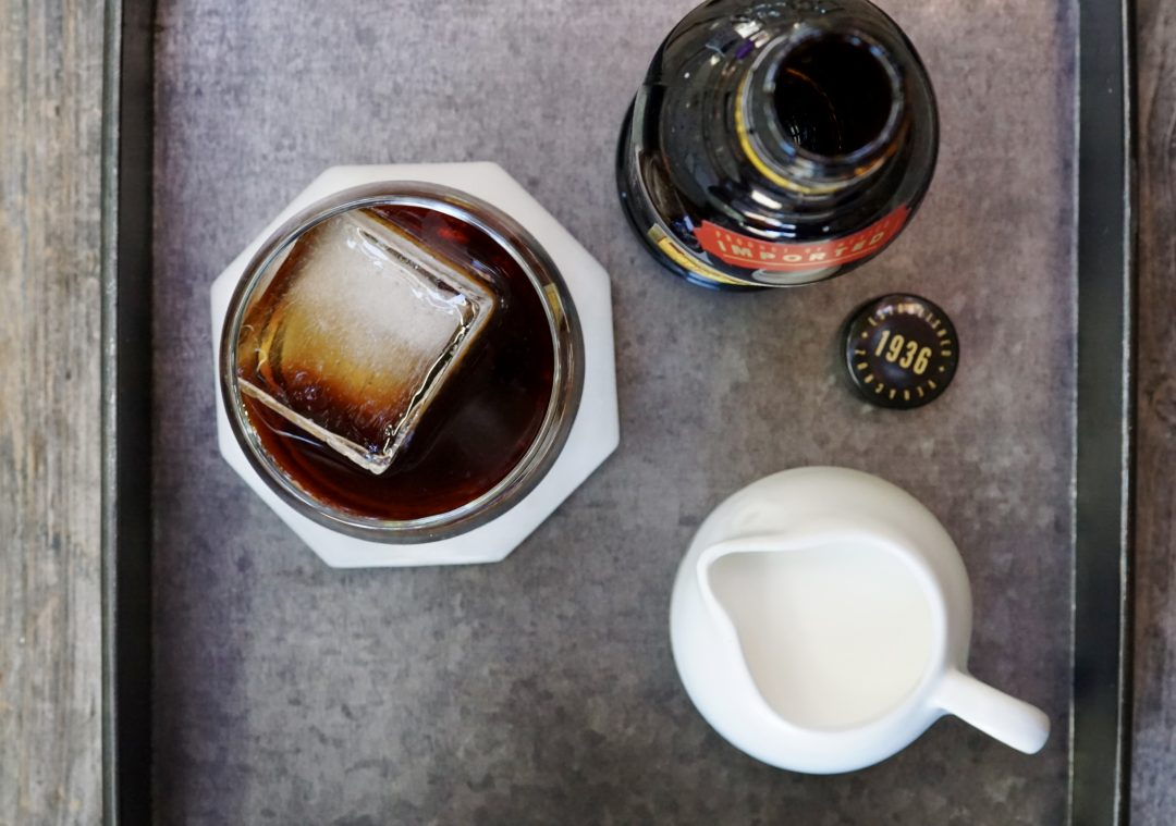 Vanilla Rum White Russian
