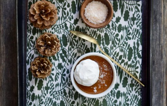 Butterscotch Pot De Crème