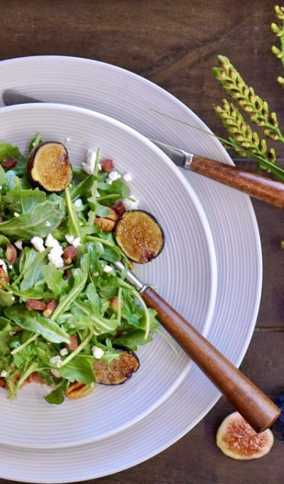 Changemaker Series: The Girl + The Fig's Sondra Bernstein And Her Iconic Grilled Fig And Arugula Salad
