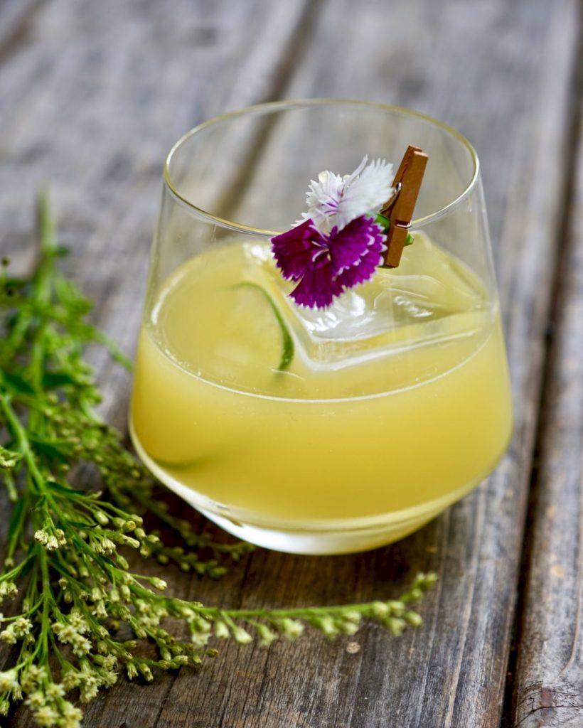 Passione Arrabbiata cocktail