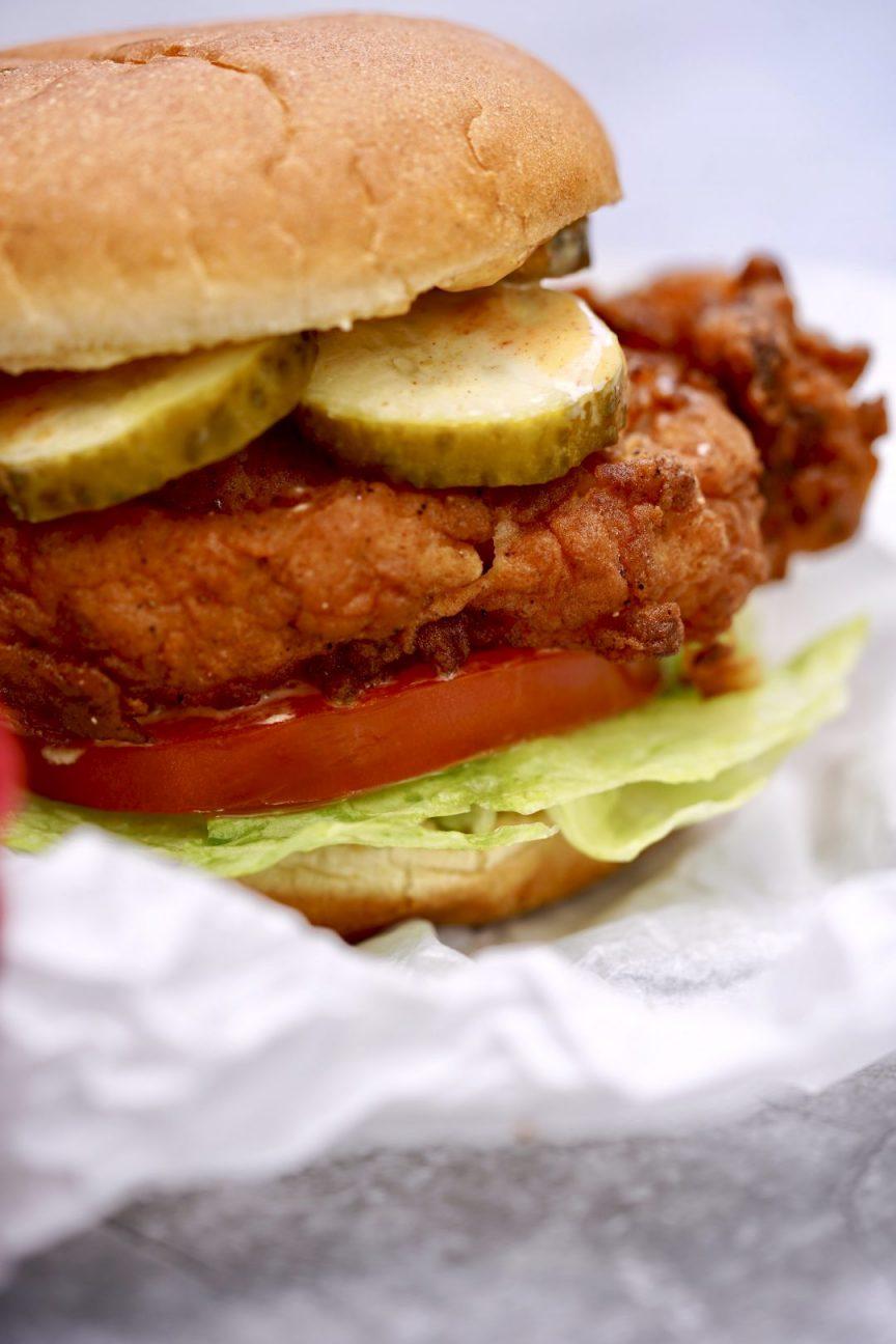 Copycat Chick-Fil-A Chicken Sandwich