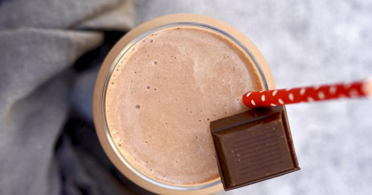 Jamba's Chocolate Peanut Butter Banana Smoothie