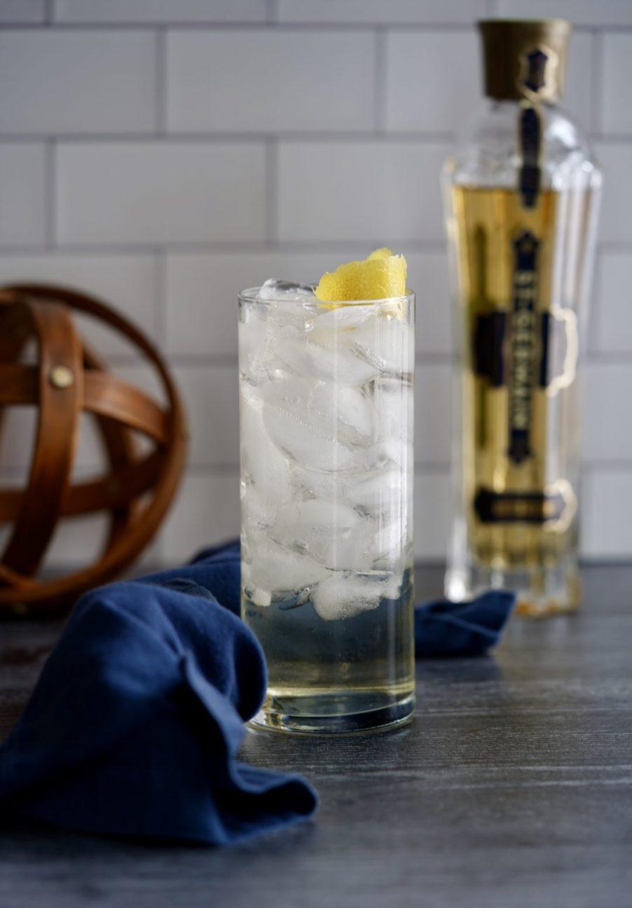 Saint Germain Cocktail