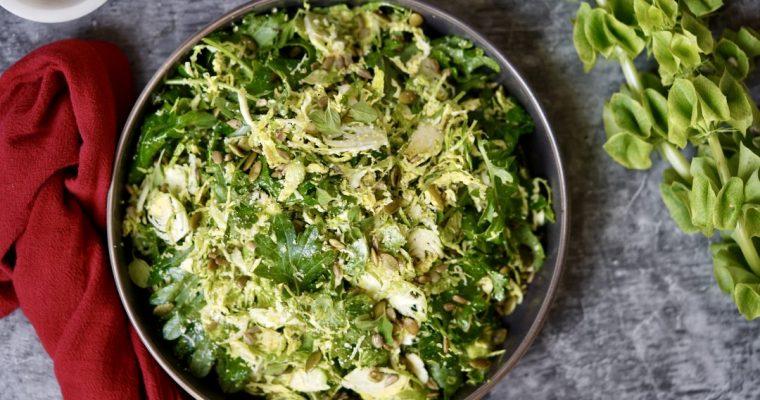 Kale Winter Salad